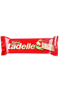 TADELLE CIKOLATALI GOFRET 35 GR