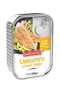DARDANEL LIMON SOSLU USKUMRU 110 GR