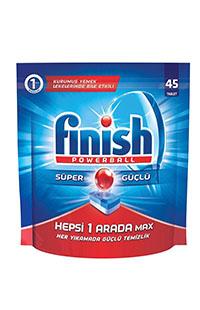 FINISH HEPSI BIR ARADA MAX 55 TABLET DOYPACK