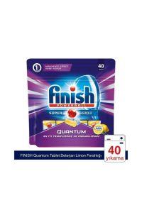 FINISH QUANTUM 40 LIMON TABLET DOYPACK