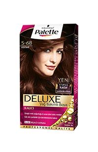PALETTE DELUXE 5-68 KESTANE 50
