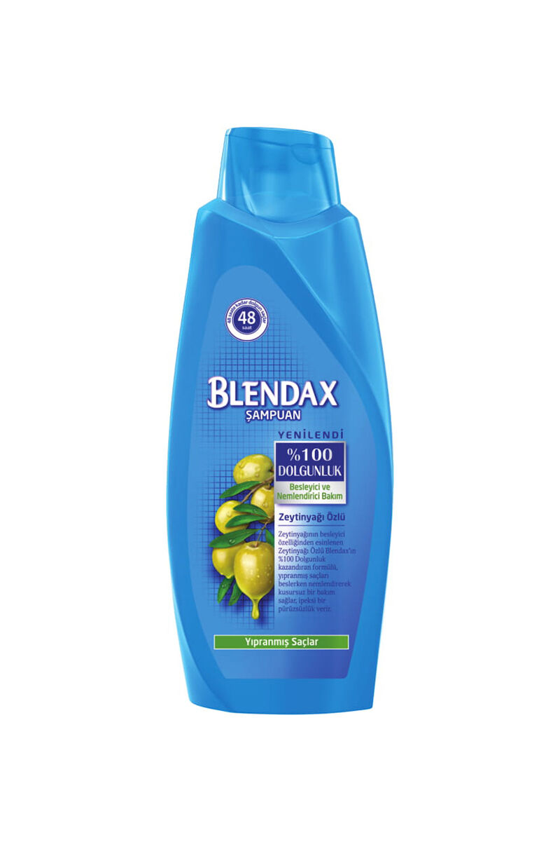 BLENDAX ZEYTINYAGI OZLU 550 ML