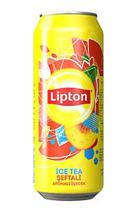 LIPTON DOUBLE ICE TEA 500 ML.SEFTALI AROMALI
