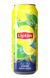 LIPTON DOUBLE ICE TEA500 ML LIMON