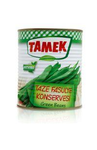 TAMEK YESIL FASULYE 830 GR