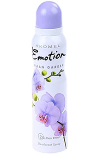 EMOTION DEO B&W INVISIBLE FRESH 150 ML