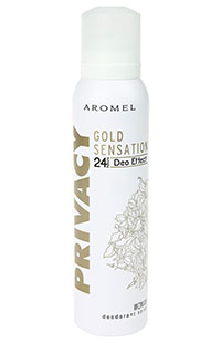 PRIVACY GOLD DEO 150 ML WOMEN