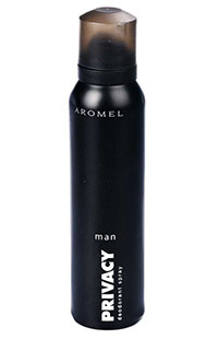 PRIVACY MEN DEO SIYAH 150 ML