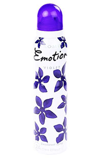 EMOTION WOMEN VIOLET DEO 150 ML