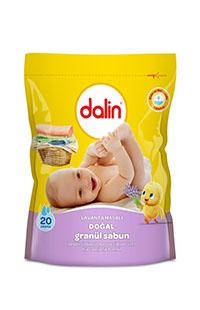 DALIN GRANUL SABUN 1000 GR