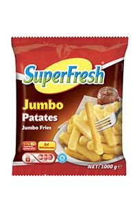 SUPERFRESH PATATES 1000 GR JUMBO