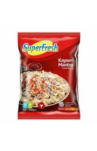 SUPERFRESH MANTI KAYSERI 450 GR