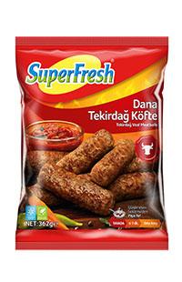 SUPERFRESH TEKIRDAG KOFTE 362 GR