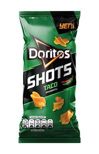 DORITOS SHOTS TACO BAHARATLI 28 GR