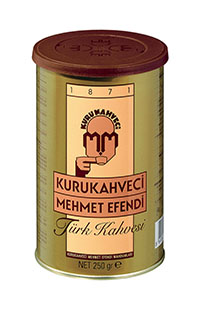 MEHMET EFENDI KAHVE 250 GR