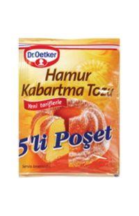 DR OETKER HAMUR KABARTMA TOZU-5LI 50 GR