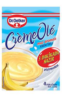 DR OETKER CREME OLE MUZ 110 GR