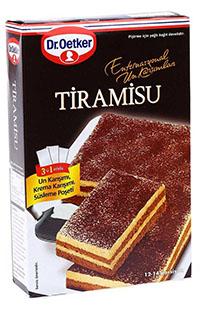 DR OETKER TIRAMISU 355 GR
