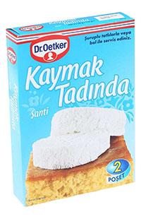DR OETKER KAYMAK TADINDA SANTI 116 GR