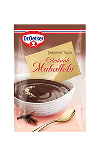 DR OETKER CIKOLATA MUHALLEBI 215 GR