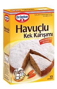 DR OETKER HAVUCLU KEK KARISIMI 535 GR