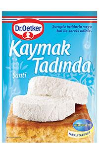 DR OETKER TEKLI KAYMAK TADINDA SANTI 58 GR