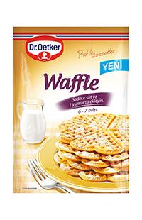 DR OETKER PRATIK LEZZETLER WAFFLE 210 GR