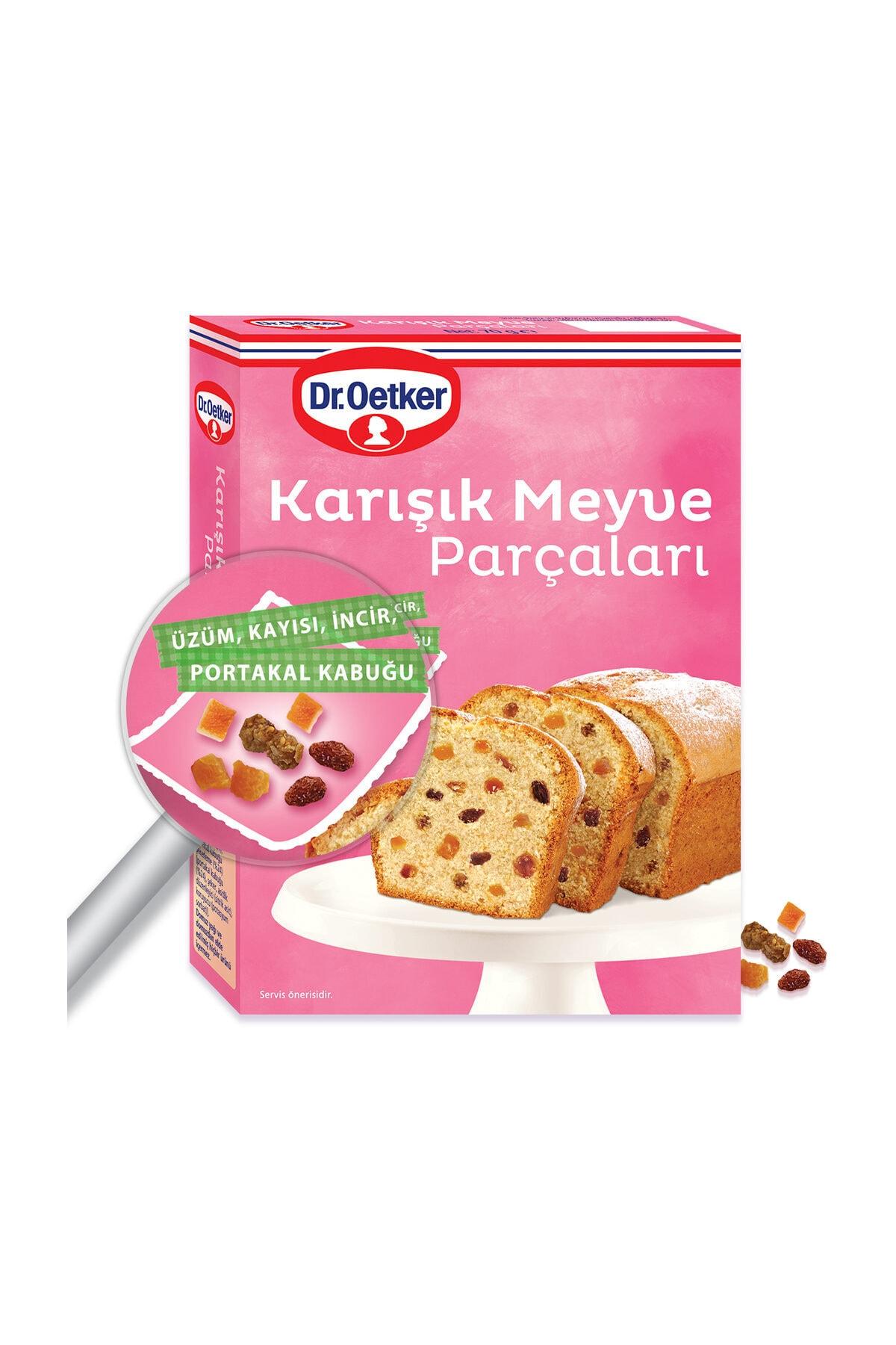 DR.OETKER KARISIK MEYVE PARCALARI