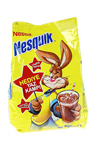 NESTLE NESQUIK PLUS 375 GR