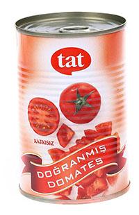 TAT DOGRANMIS DOMATES 400 GR