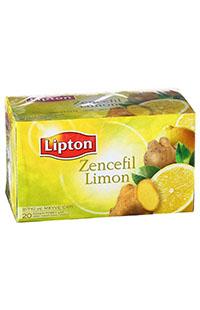 LIPTON ZENCEFIL LIMON 20 LI 40 GR