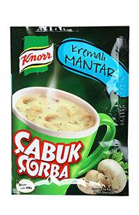 KNOR CABUK C KREMALI MANTAR 19 GR