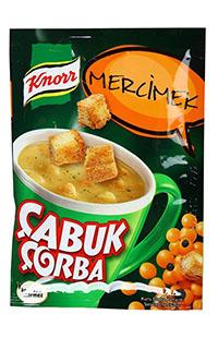 KNOR CABUK C MERCIMEK 22 GR