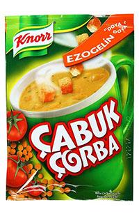 KNOR CABUK CORBA-EZO GELIN 22 GR
