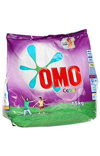 OMOMATIK COLOR 1,5 KG NATURE