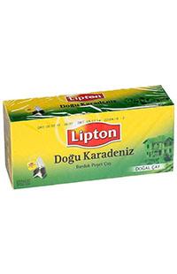 LIPTON DOGU KARADENIZ BARDAK POSET 50 GR 25 LI
