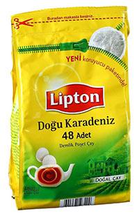 LIPTON D.KARADENIZ POUCH 48 DEMLIK 153 GR