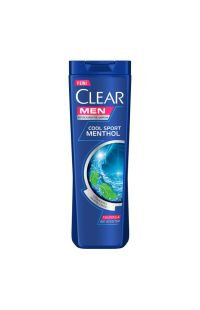 CLEAR 350 ML COOLSPORT MENTOL