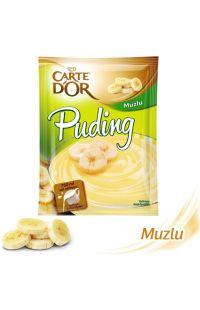 CARTEDOR MUZ PUDING 123 GR