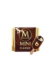 ALGIDA MAGNUM MINI MP.CLASSIC 4X360 ML