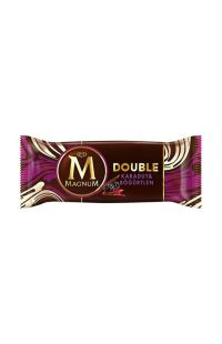 ALGIDA MAGNUM DOUBLE KARADUT 100 ML