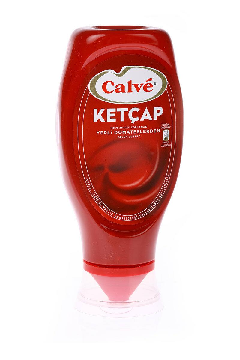 CALVE KETCAP 400 GR