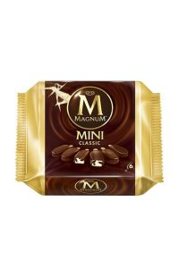 ALGIDA MAGNUM MINI MP.CLASSIC 4X360 ML
