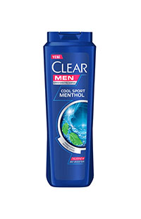 CLEAR MEN COOL SPORT MENT. SAM. 500 ML
