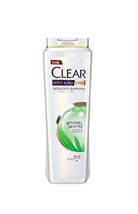 CLEAR BITKISEL SENTEZ SAMPUAN 500 ML
