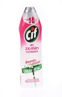 CIF JEL ZEMIN UZMANI YASEMIN 750 ML
