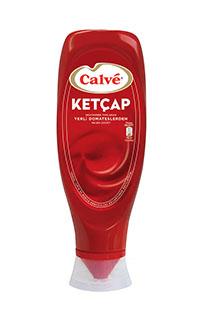 CALVE KETCAP 600 GR TATLI