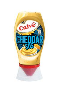 CALVE CHEDDAR SOS
