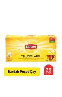 LIPTON BARDAK POSET YELLOW LABEL 25 LI 50 GR