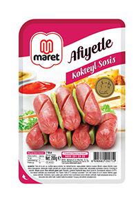 MARET AFIYETLE KOKTEYL SOSIS DANA 200 GR